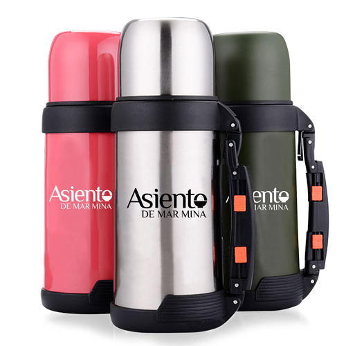 1.8 Liter - Vacuum Insulated Stainless Steel Flask