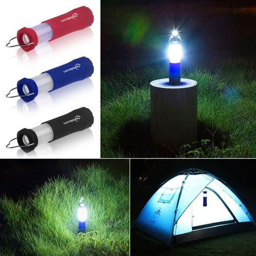 LED Flashlight Torch Outdoor