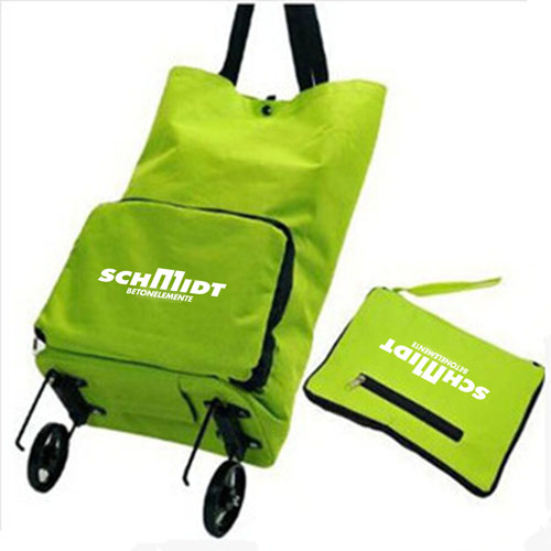 Portable Folding Wheel Trolley Bag