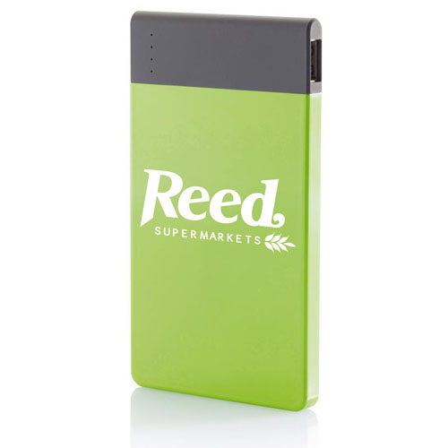 Ultra Thin 4600mAh Compact Power Bank
